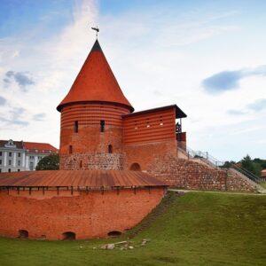 Каунасский замок. Автор/Источник фото: Pixabay.com.